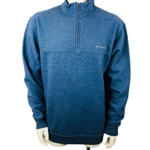 Columbia Men's Half Zip Pullover Sweater XL